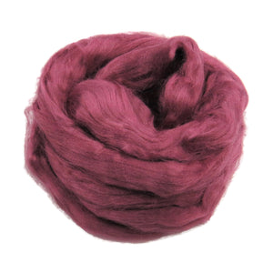 Viscose Fiber for felting ,spinning, paper making and art batts . color: Onion