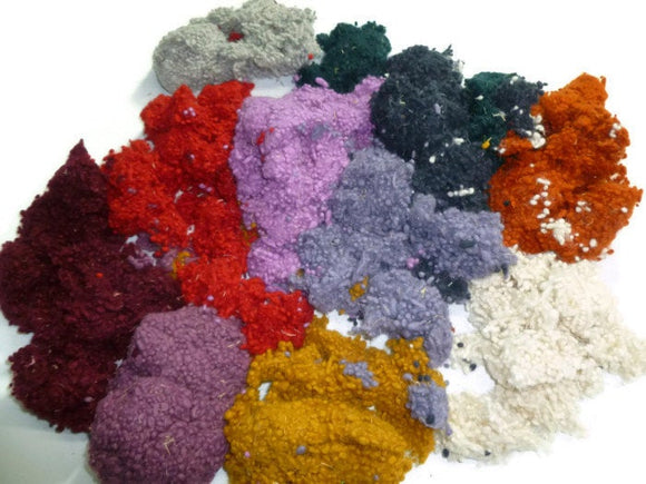 Wool Nepps 1 oz ,color: Mix