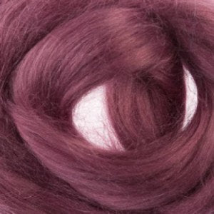 Ramie Roving : Ramie fibers in tones of Onion