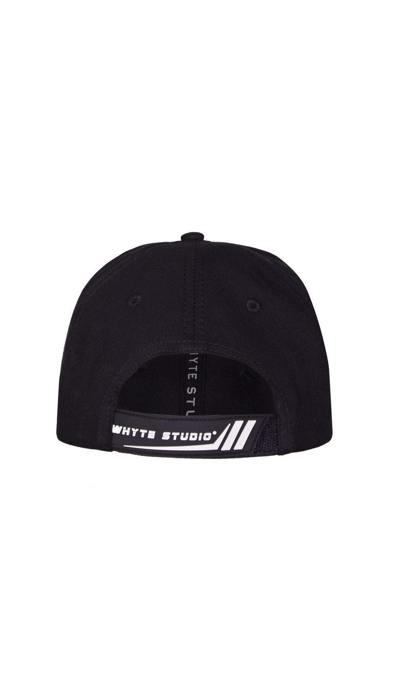 "THE ""HIJACK"" BASEBALL CAP - Accessory - Whyte Studio"