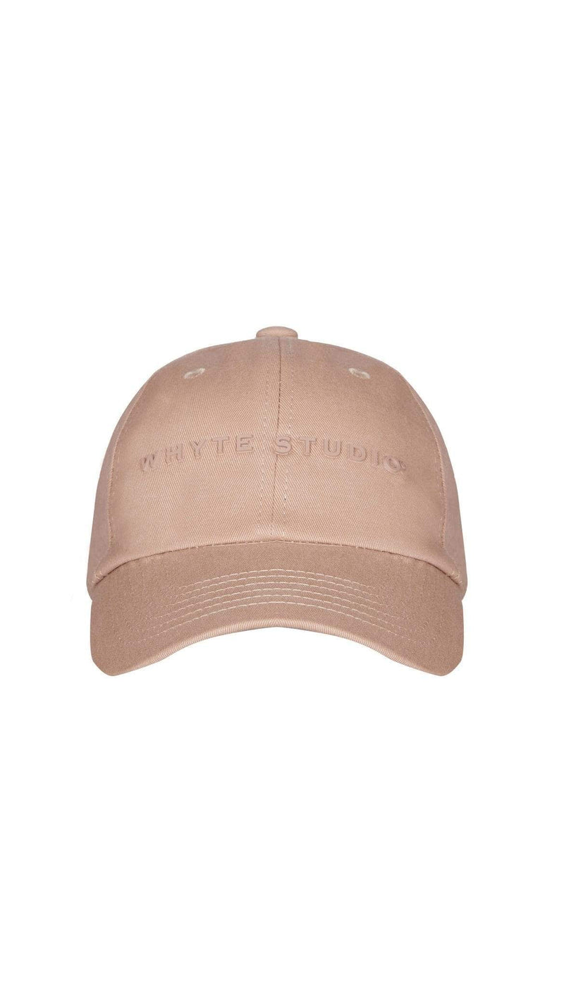 "THE ""HUSTLE"" BASEBALL CAP - Accessory - Whyte Studio"