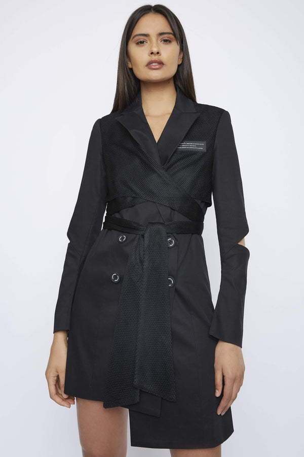"Dress THE ""BACK UP"" BLAZER DRESS"