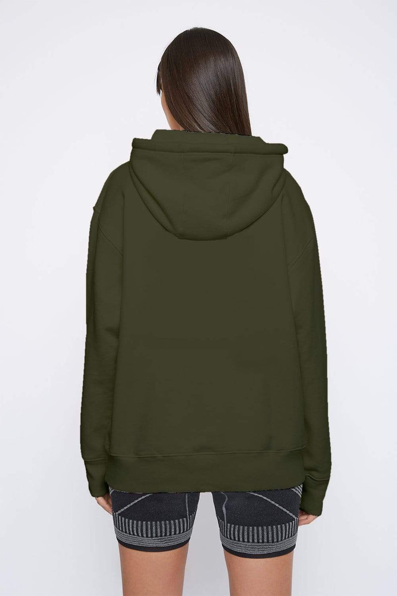 THE 'JEPORDIZE' GREEN HOODIE (PRE - ORDER) - Jumper - Whyte Studio