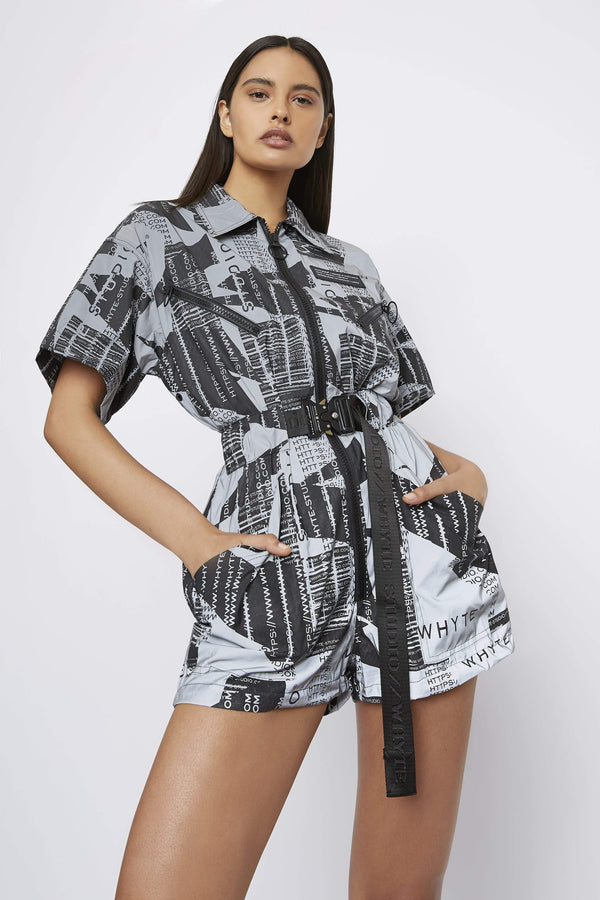 Jumpsuit THE REFLECTIVE 'JOURNEY' ROMPER