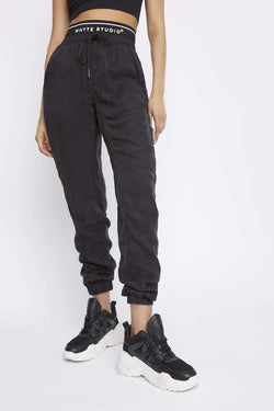 "THE ""TRACK"" JOGGER (PRE ORDER) - Pants - Whyte Studio"