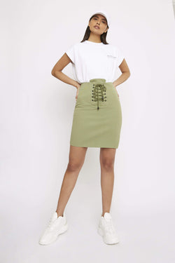 Skirt THE 'PURE' MINI SKIRT