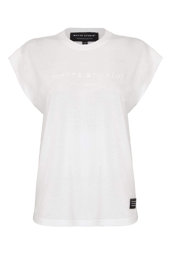 THE COSMO T-SHIRT - Tshirt - Whyte Studio