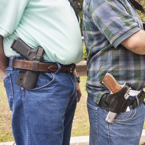 Dinosaurized Blog: U.S Open carry law and what we should know?