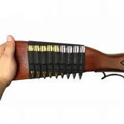 Buttstock Rifle Cartridge Carrier