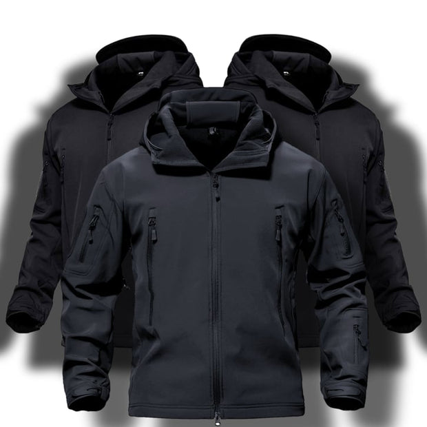Pack 3 Dragonscales Tactical Jackets
