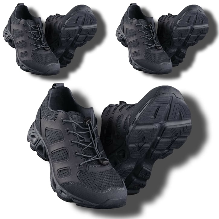 3 Pair T-Rex Tactical Shoes