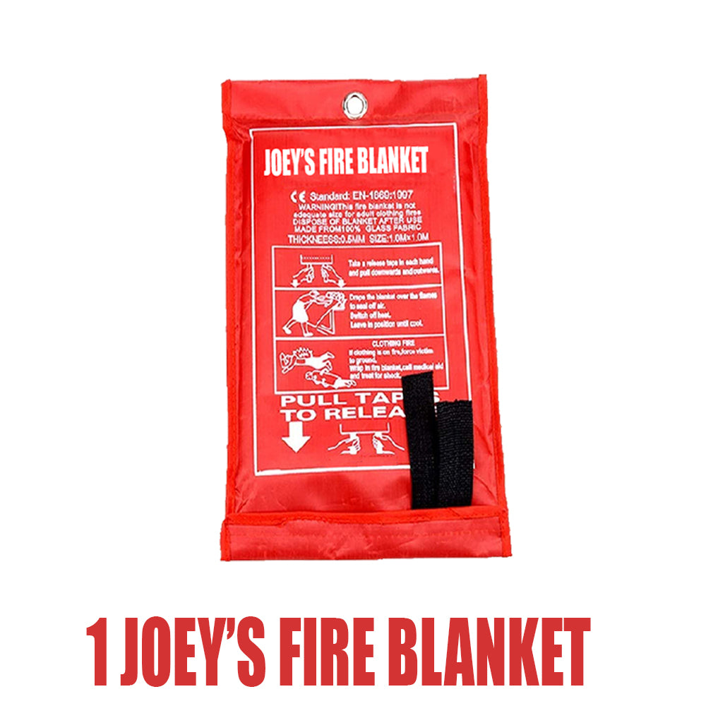 Joey's fire blanket | Safety Equipment
