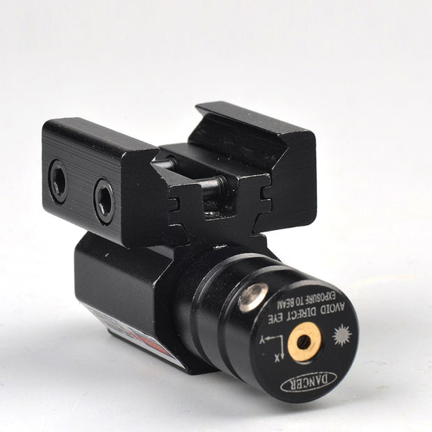 Laser Tactical Red Laser Sight with Picatinny Mount