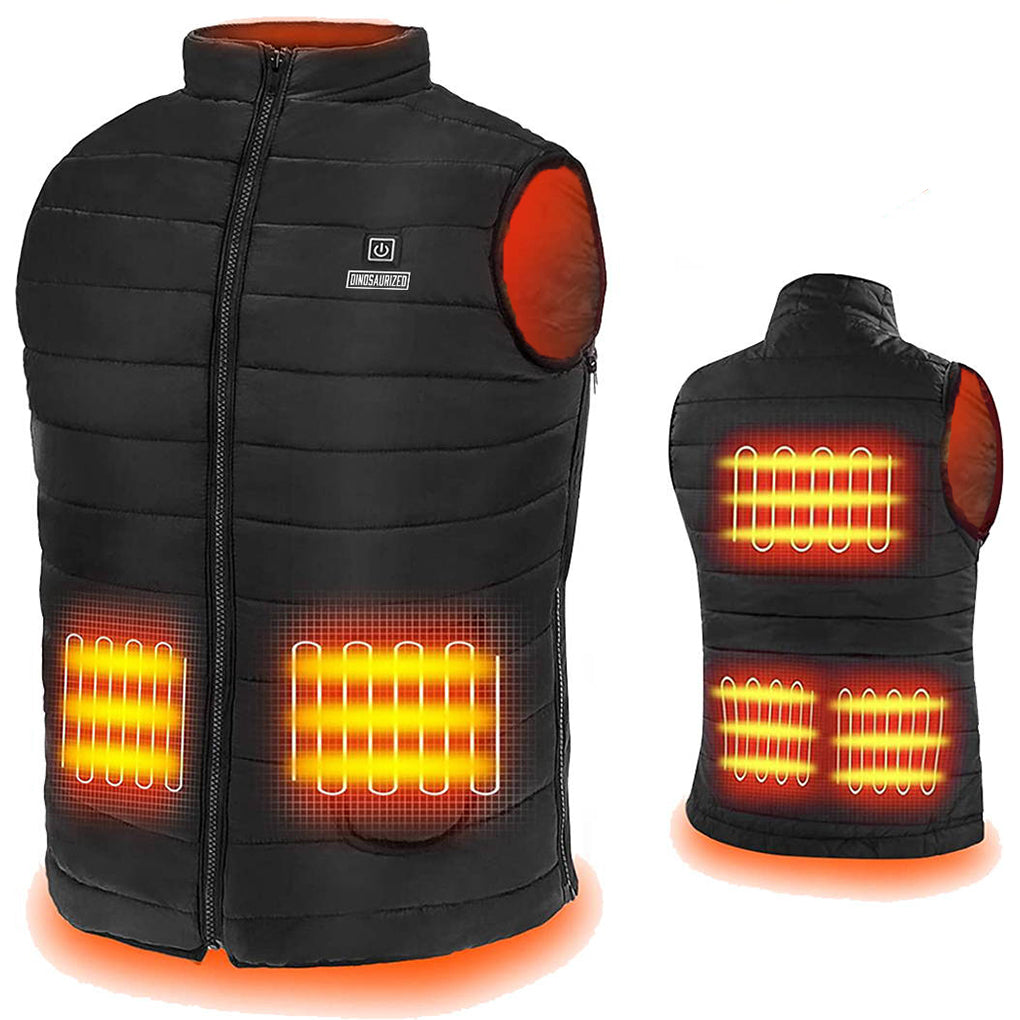 1 Dragonfire heated vest