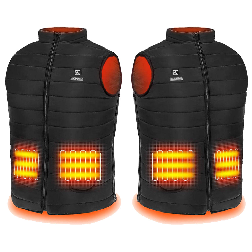 2 Dragonfire heated vests