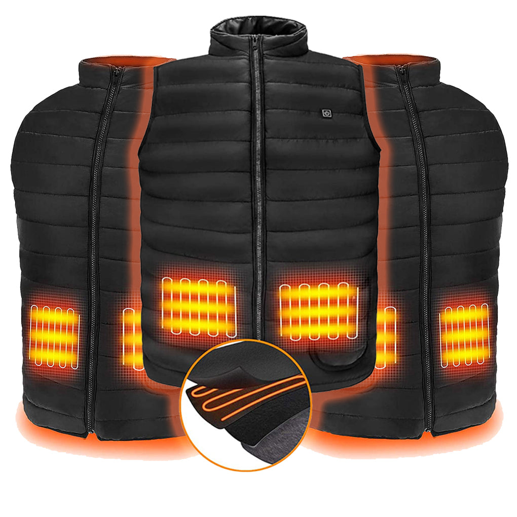 3 Dragonfire heated vests