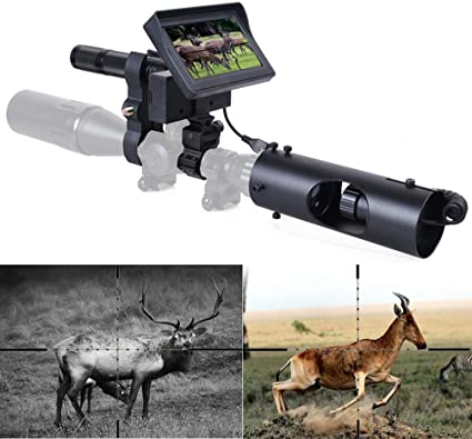 Clear/ Night Vision Scope