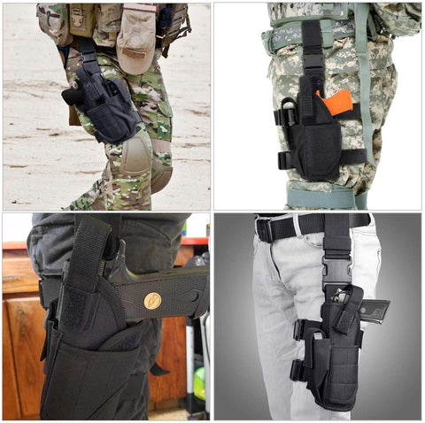 Dreadnought drop leg holster
