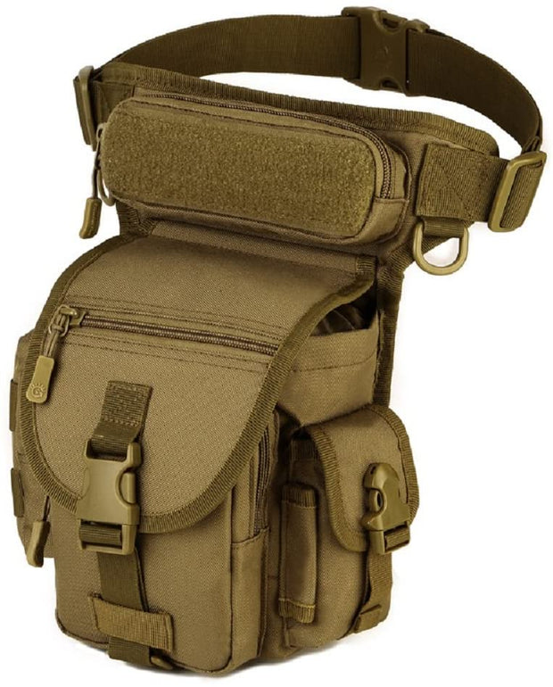 Military Tactical Fanny Thigh Packs