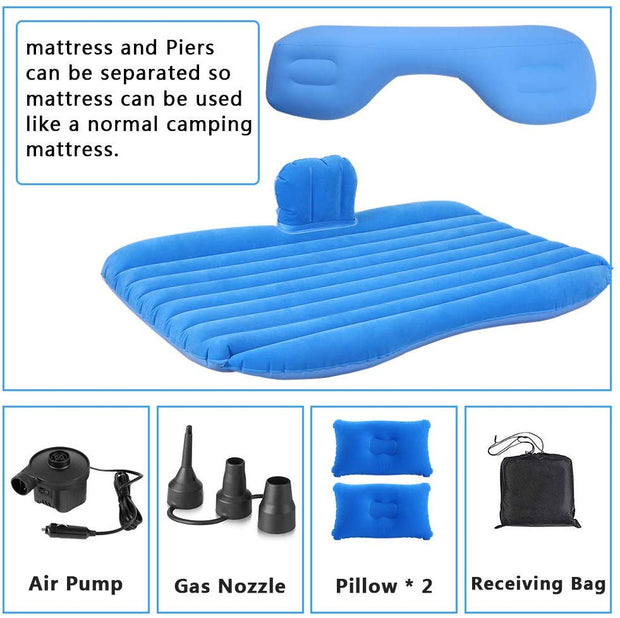 Inflatable Car Mattress/bed
