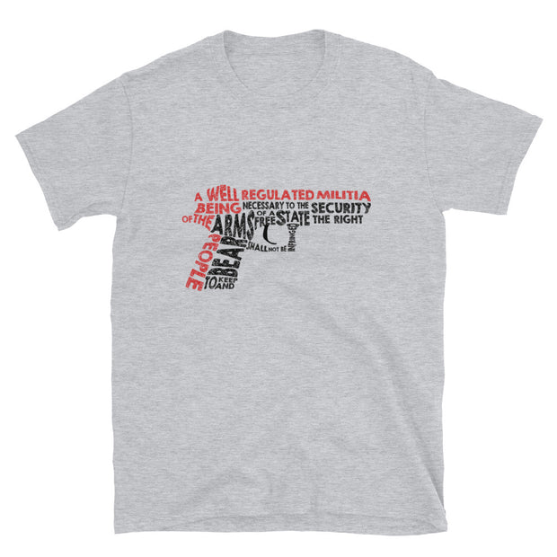 I shall not be infringed Short-Sleeve Unisex T-Shirt