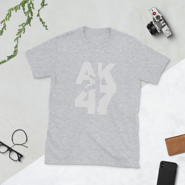 AK47 Simple Short-Sleeve Unisex T-Shirt