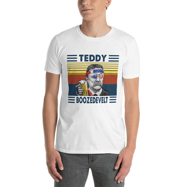 Teddy Short-Sleeve Unisex T-Shirt