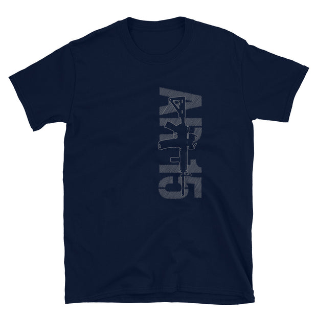 AR15 Short-Sleeve Unisex T-Shirt