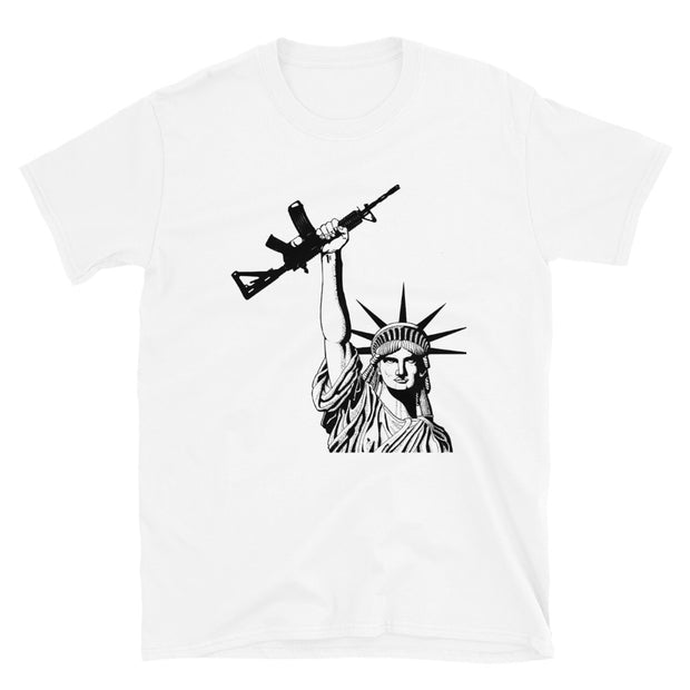 Liberty Short-Sleeve Unisex T-Shirt