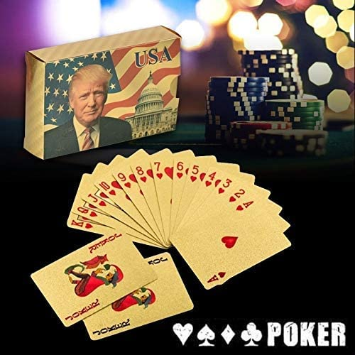 POTUS Trump Playing cards