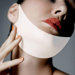 Chin Up Patch | Face Lift | Double Chin Reducer | Contour Lifting Firming Moisturizing Mask - 5 Strips