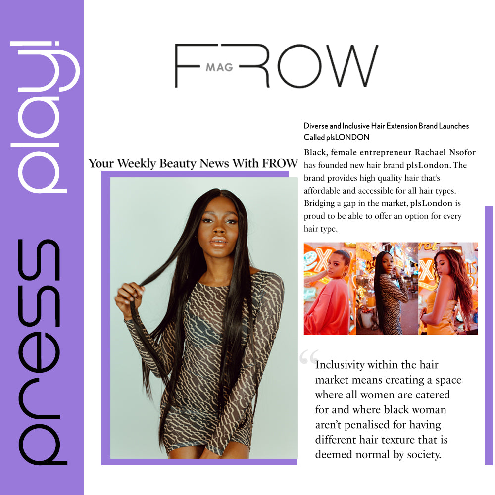 Your Weekly Beauty News With Frow