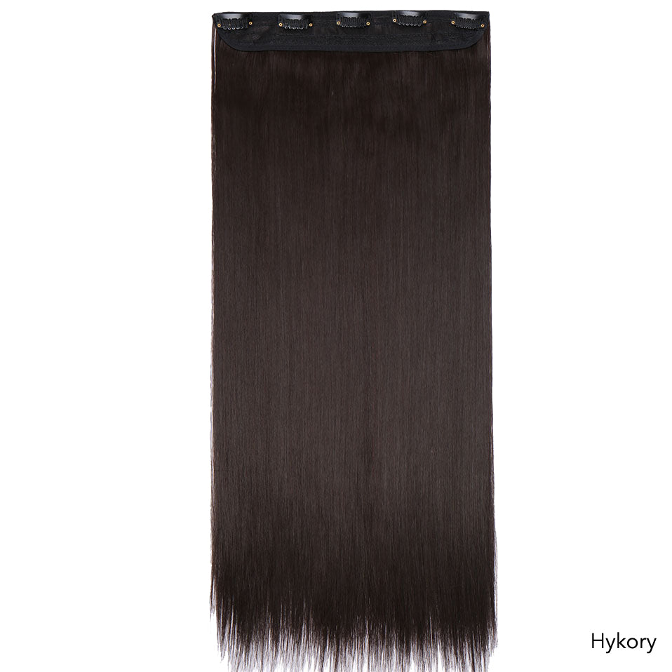 1 Strip Premium Fibre Clip In Hair (Straight) 22""