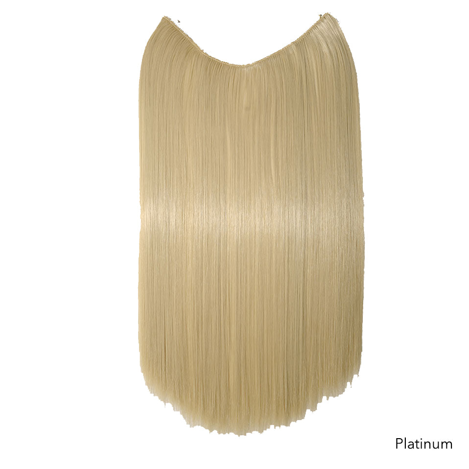 Premium Fibre Flip Hair (Straight) 20""