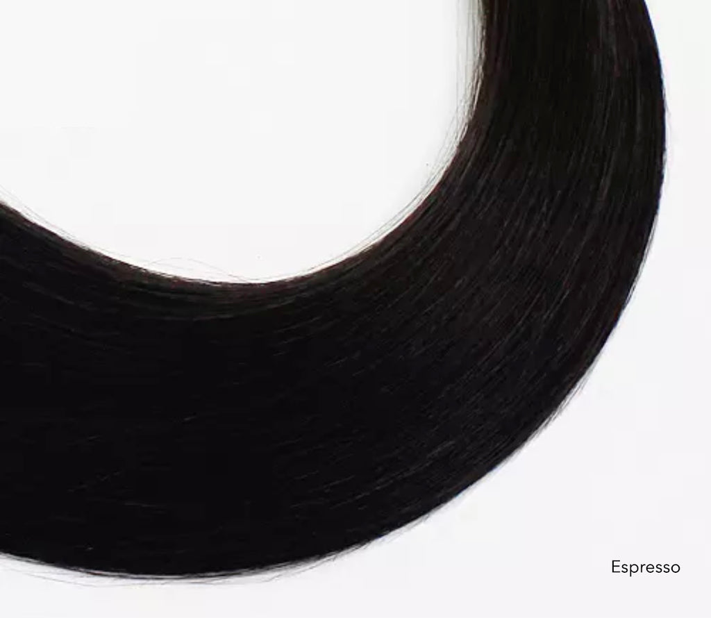 Russian Remy Cuticle Human Hair (Clip In application)