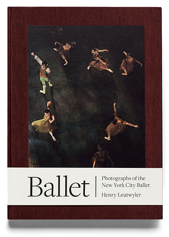 BALLET - PHOTOGRAPHS OF THE NEW YORK CITY BALLET