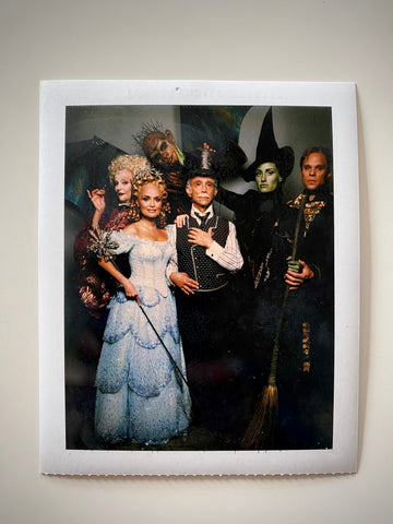 Wicked, Original Cast