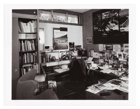 Julius Shulman's Office