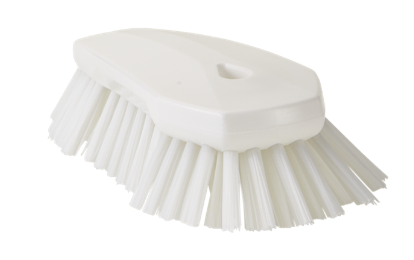 WHITE HAND SCRUB BRUSH 260MM(38925)VIKAN