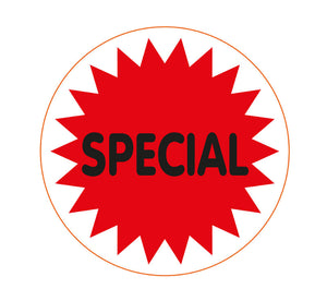 STAR SPECIAL LABEL (1000)