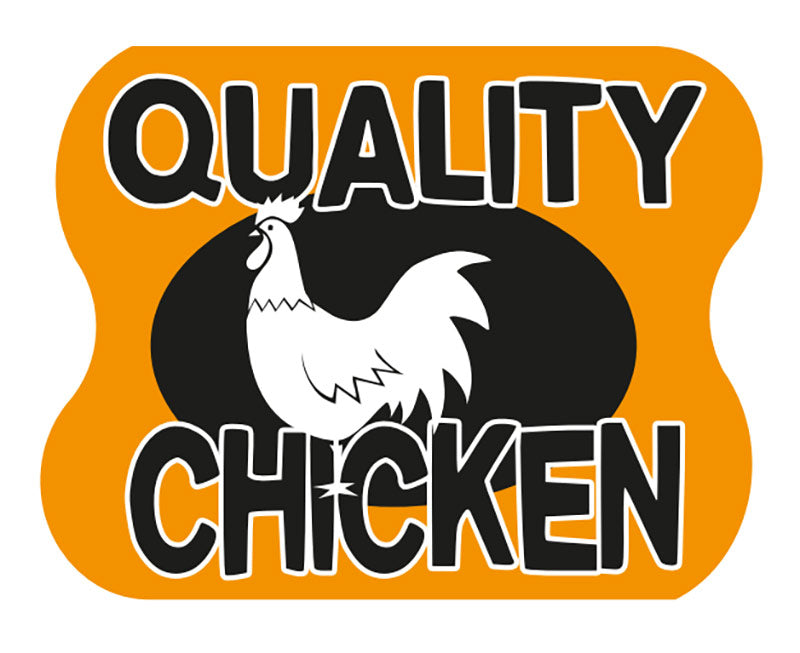 QUALITY CHICKEN LABELS 1000