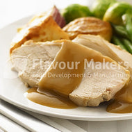 F/MAKERS NATURAL TURKEY GRAVY (6X250g)