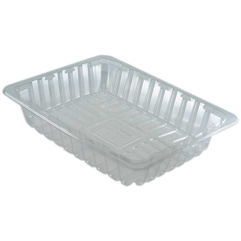 MAP TRAYS 9 X 7 X 50MM-CLEAR-(500)