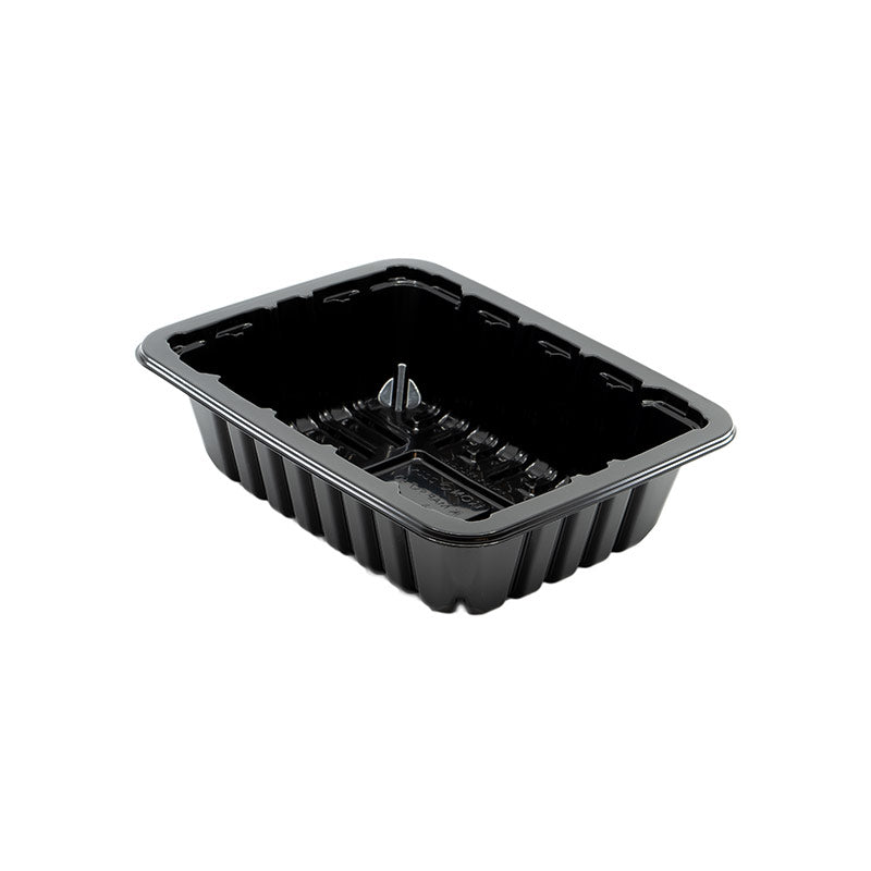 MAP TRAYS 9 X 7 X 60MM-BLACK (300)