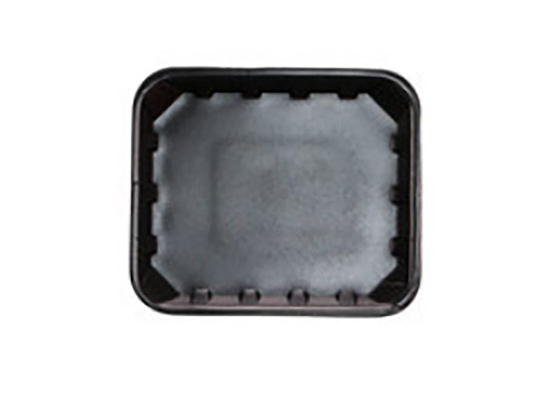 FOAM TRAYS -6X5 BLACK SHALLOW(1000)