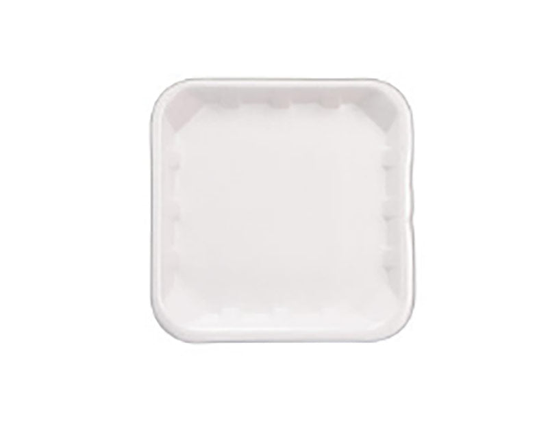 FOAM TRAYS -5X5 WHITE SHALLOW(1000)