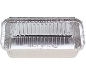 7219 FOIL CONTAINERS (184X106X38)(500)
