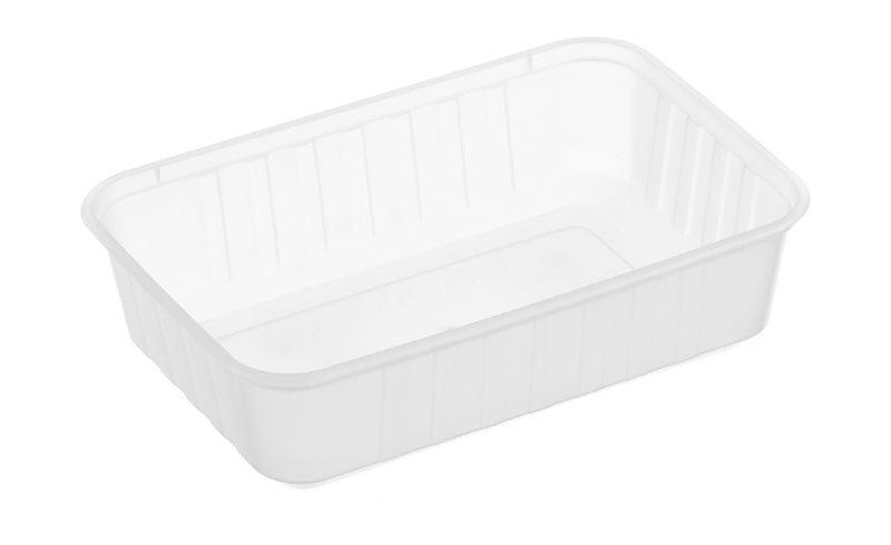 M750ML RECTANGLE CONTAINER(RIB)(500)