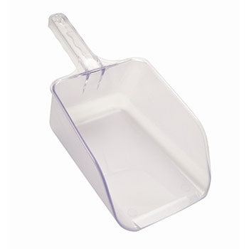 SQUARE PLASTIC SCOOP(66170)1130ML(40oz)