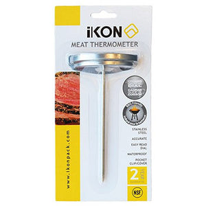 IKON THERMOMETER 50-100C S/STEEL